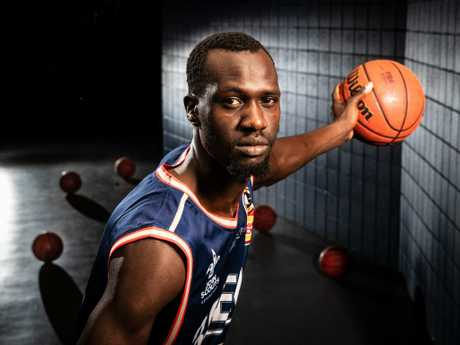 Bogut and the Kings will host Majok Deng and the Adelaide 36ers. Picture Matt Turner