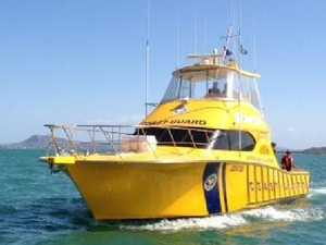 Boaties at risk as high seas battle escalates