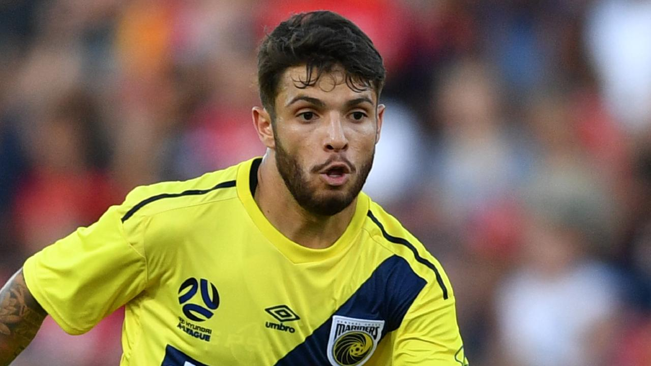 Daniel De Silva will join Sydney FC on loan from the Central Coast Mariners in a first for the A-League. Picture: AAP