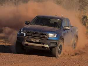 First drive of the Ranger ute which has Aussies lining up