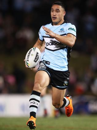 Cronulla have carefully planned Holmes' training. (Matt King/Getty Images)