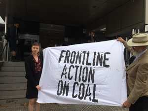 Anti-coal protesters to probe $561k restitution amount