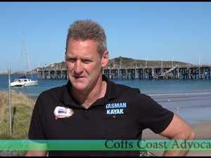Scott Donaldson Tasman Kayayaker
