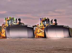 Driverless dozers win Toowoomba company top mining prize