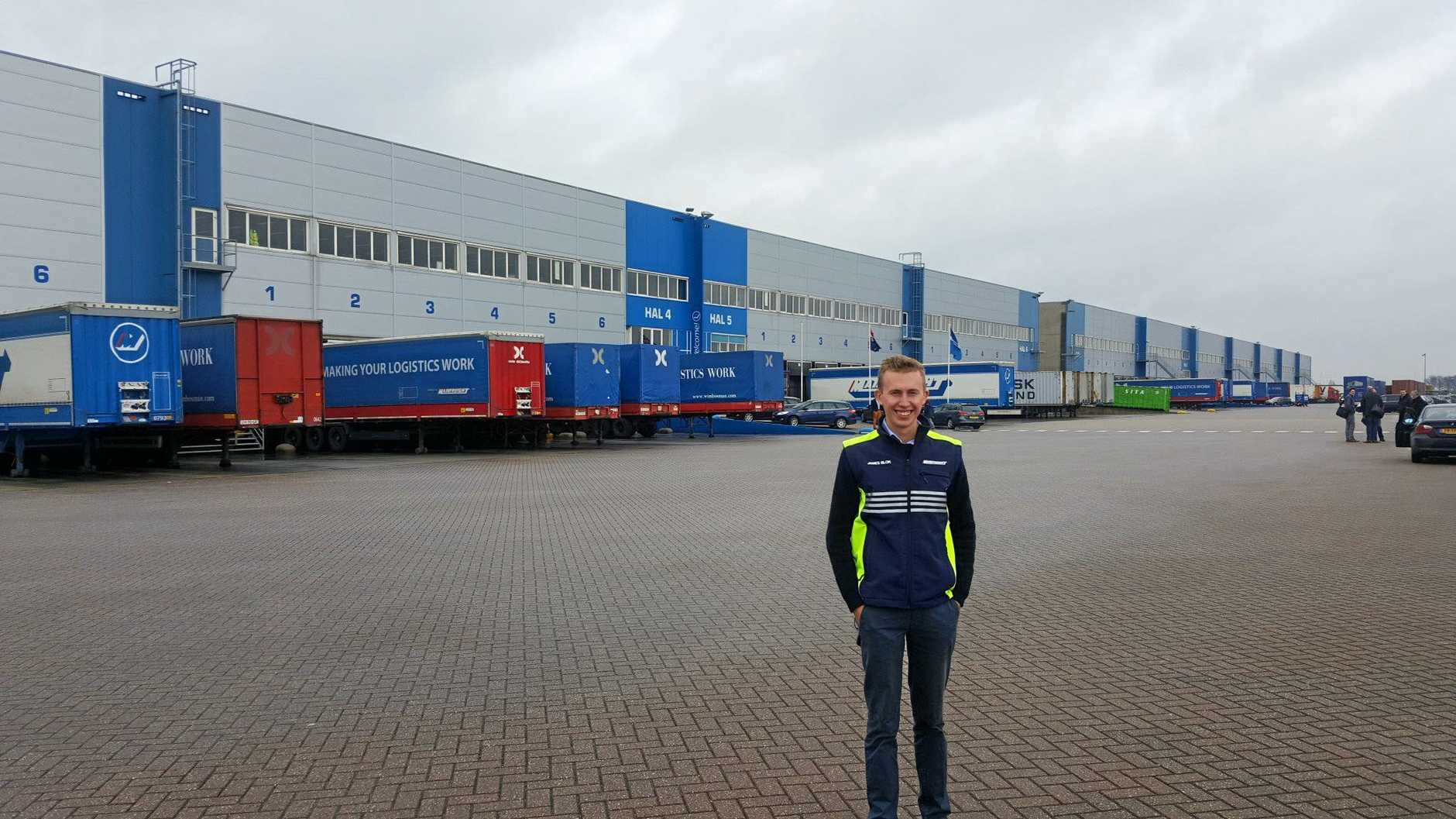James Blok on his vision for the future of road transport
