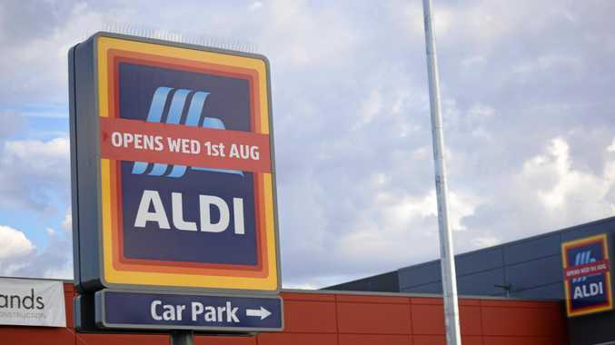 aldi intends to shake up our shopping experience dalby. Black Bedroom Furniture Sets. Home Design Ideas