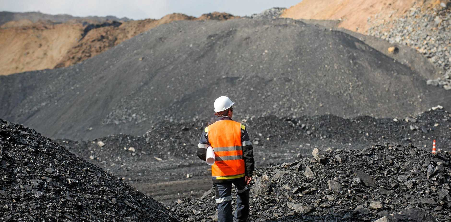 OPENING UP: A coal miner has come forward to share some of his experiences working for labour hire companies.