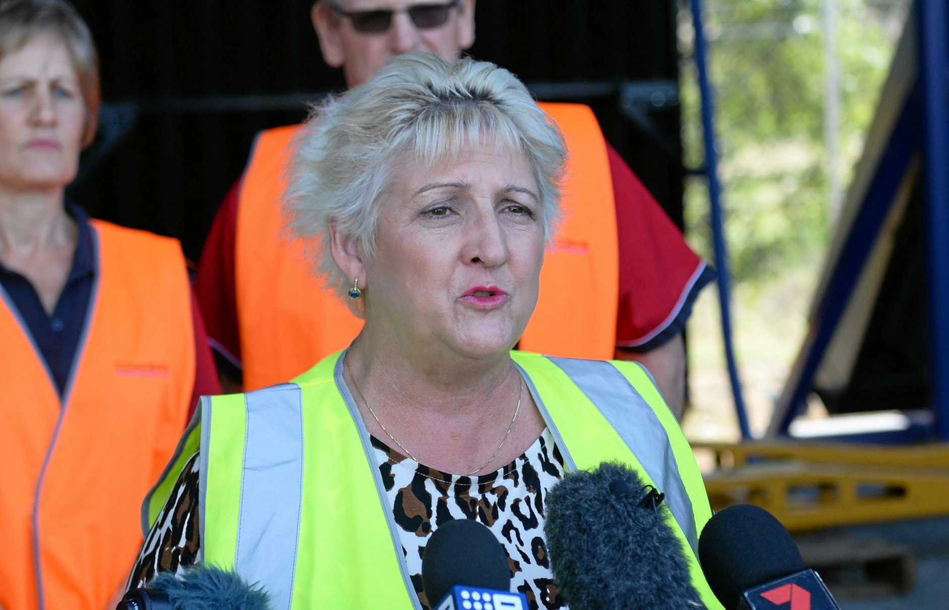 LISTENING: Capricornia MP Michelle Landry will look into the matter.