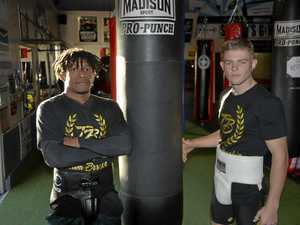Toowoomba fighters step up on under-card