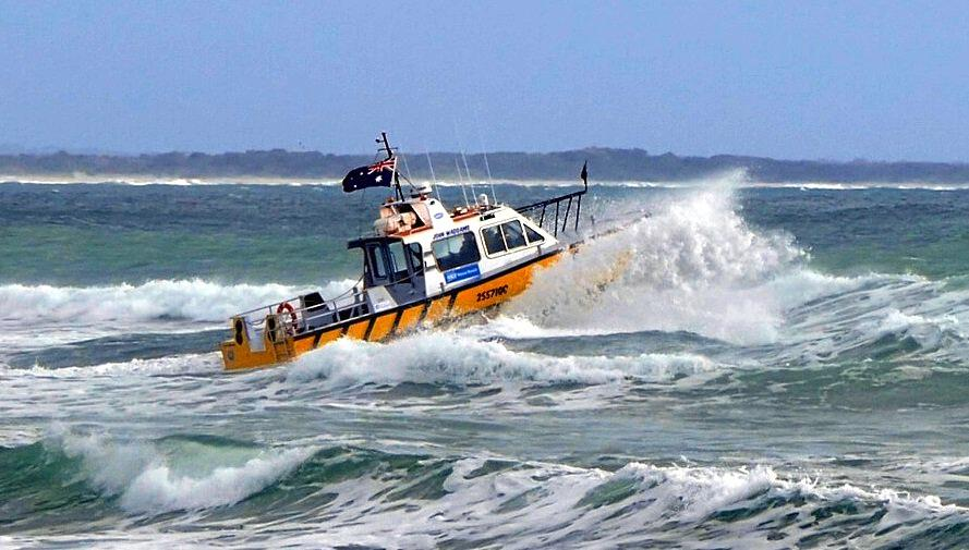 RESCUE: Authorities like the Coast Guard will be notified more efficiently when a vessel is in trouble when float-free EPIRBs become mandatory.