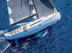 VMR rescues German yacht stuck in passage