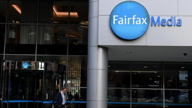 The Nine Network and Fairfax have announced plans to merge. AAP Image/Dan Himbrechts