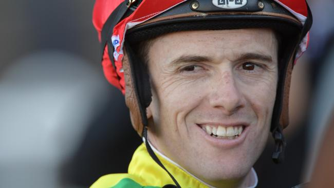 Jay Ford has enjoyed one of his best seasons in the saddle. Picture: AAP