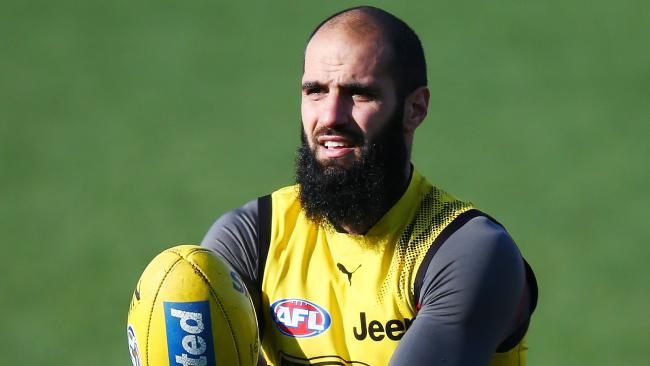 Bachar Houli has yet to fully recover from a calf injury. Picture: Michael Dodge/Getty Images
