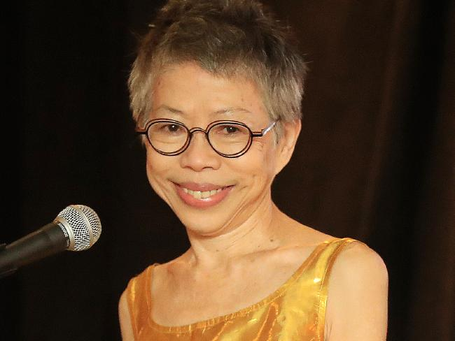TV Presenter Lee Lin Chin has abruptly left SBS. Picture: Justin Brierty
