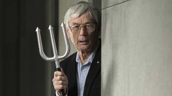 Is Aldi really the big reason Dick Smith's Foods is closing? Picture: Ross Swanborough