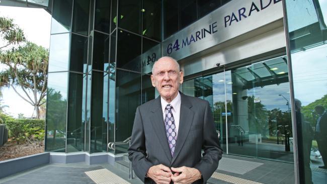 John Zupp from Zupp Property Group. Picture: Luke Marsden