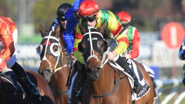 Jay Ford believes Liapari can spring another surprise in the Winter Challenge. Picture: AAP