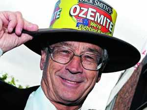 Dick Smith's shock announcement