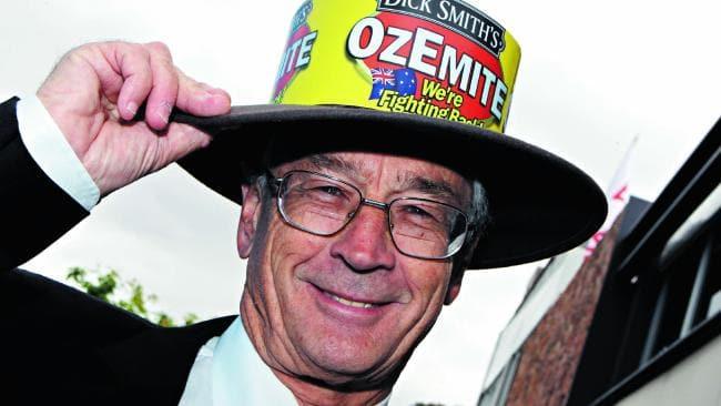 Dick Smith closes Australian food business, blames Aldi