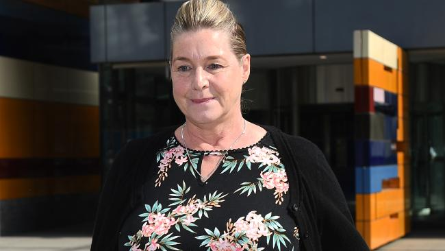 Melbourne nurse Jacqueline McDowall gave evidence to the banking royal commission that a Westpac-employed financial adviser cost her family its life savings. (Pic: Julian Smith/AAP)