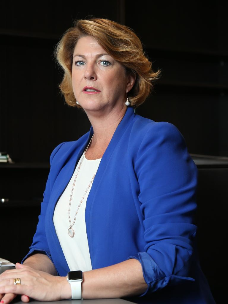 Minister Melinda Pavey declined to comment. Picture: Richard Dobson