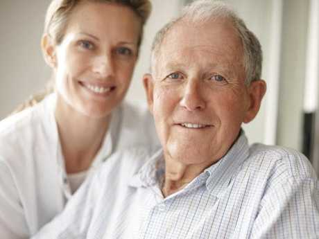 Community services and development workers, such as those in aged and disability care, have seen increasing salaries in SEEK job ads. Picture: iStock