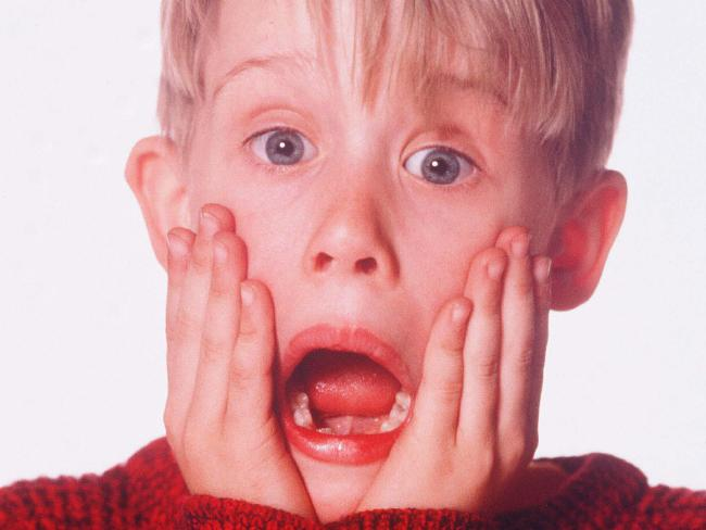 Home Alone starred Macaulay Culkin and made serious cash at the box office.