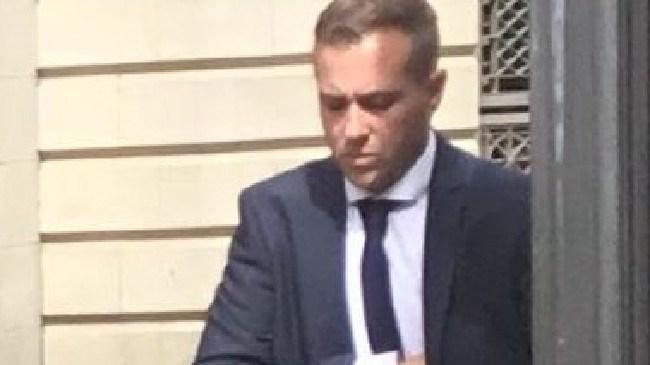 Carlos Delacruz, 35, will be sentenced in September. Picture: Alexander Lawrie/The Sun