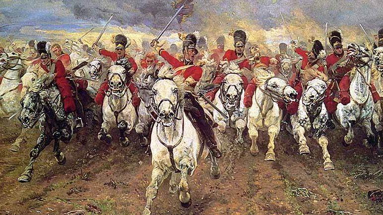 Historical Tours: Napoleon's last stand.
