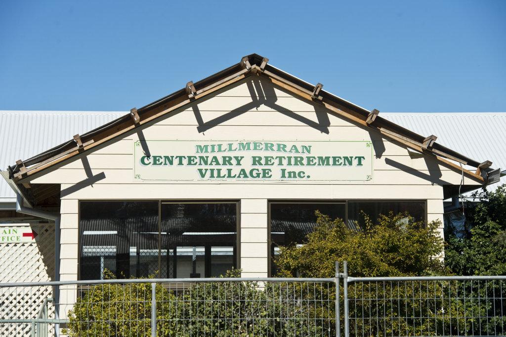 Millmerran Centenary Retirement Village, also known as Yallambee Aged Care (34-40 Margaret St, Millmerran). Saturday, 14th Jul, 2018.