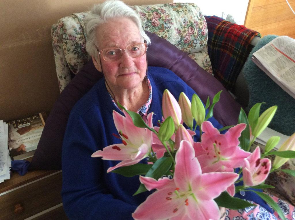 Ruth Harriet Carter, 1923-2018