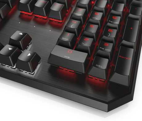 OMEN by HP Sequencer Keyboard will be available in August 2018 via hp.com.au from $279.95.