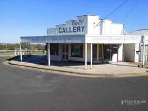Former country art gallery for sale after 40 years
