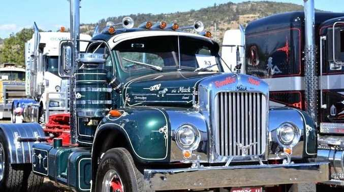 COOL TRUCKS: There will be plenty of cool trucks on show at the Lowood Truck Show.