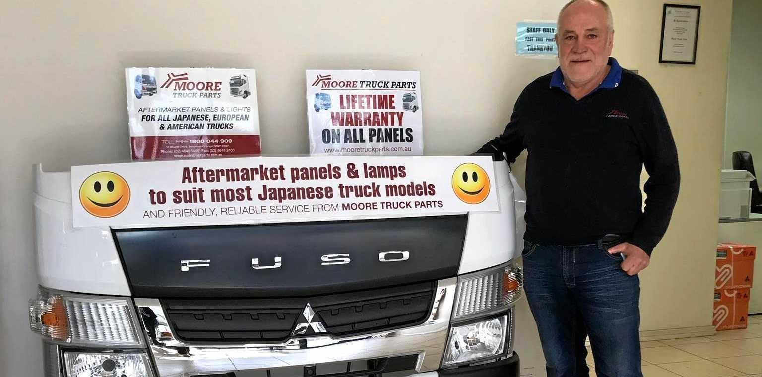 Find Japanese, European and American parts at Moore Truck Parts in Sydney.