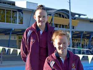Rocky swim stars ready to make a splash at nationals