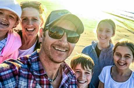 The Sealby's have ditched up the daily grind and have decided to travel around Australia for a year.