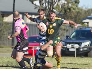 Tough A-grade clash for the Warriors in Dalby