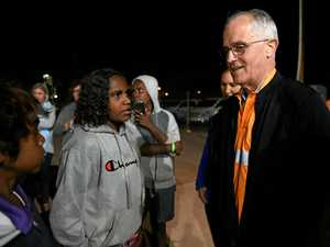 We can change the script in Tennant Creek