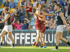Hot Lions to focus on process against Geelong