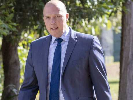 Mr Dutton said the Turnbull Government made no apology for acting against non-Australians who commit serious crime in our communities.