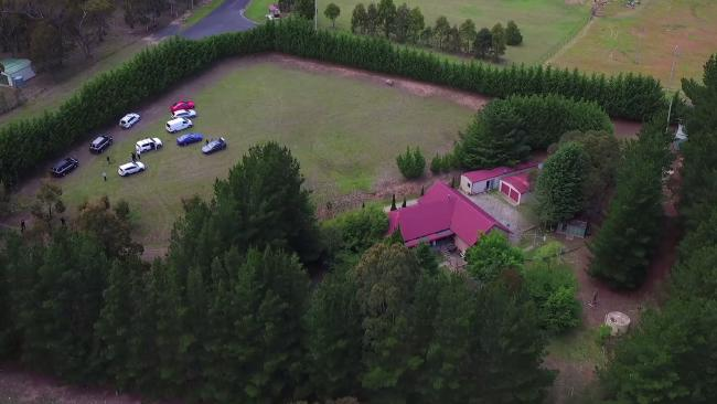 Detectives piece together the final moments of Ricky Ciano whose body was found in a vehicle in the state's Central Tablelands on Valentine's Day. Picture: NSW Police