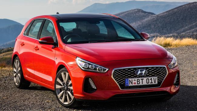 Supplied Cars Hyundai i30 SR Premium