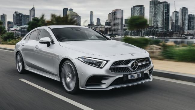 2018 Mercedes-Benz CLS450.