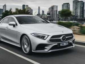 Mercedes CLS is luxury for the style conscience