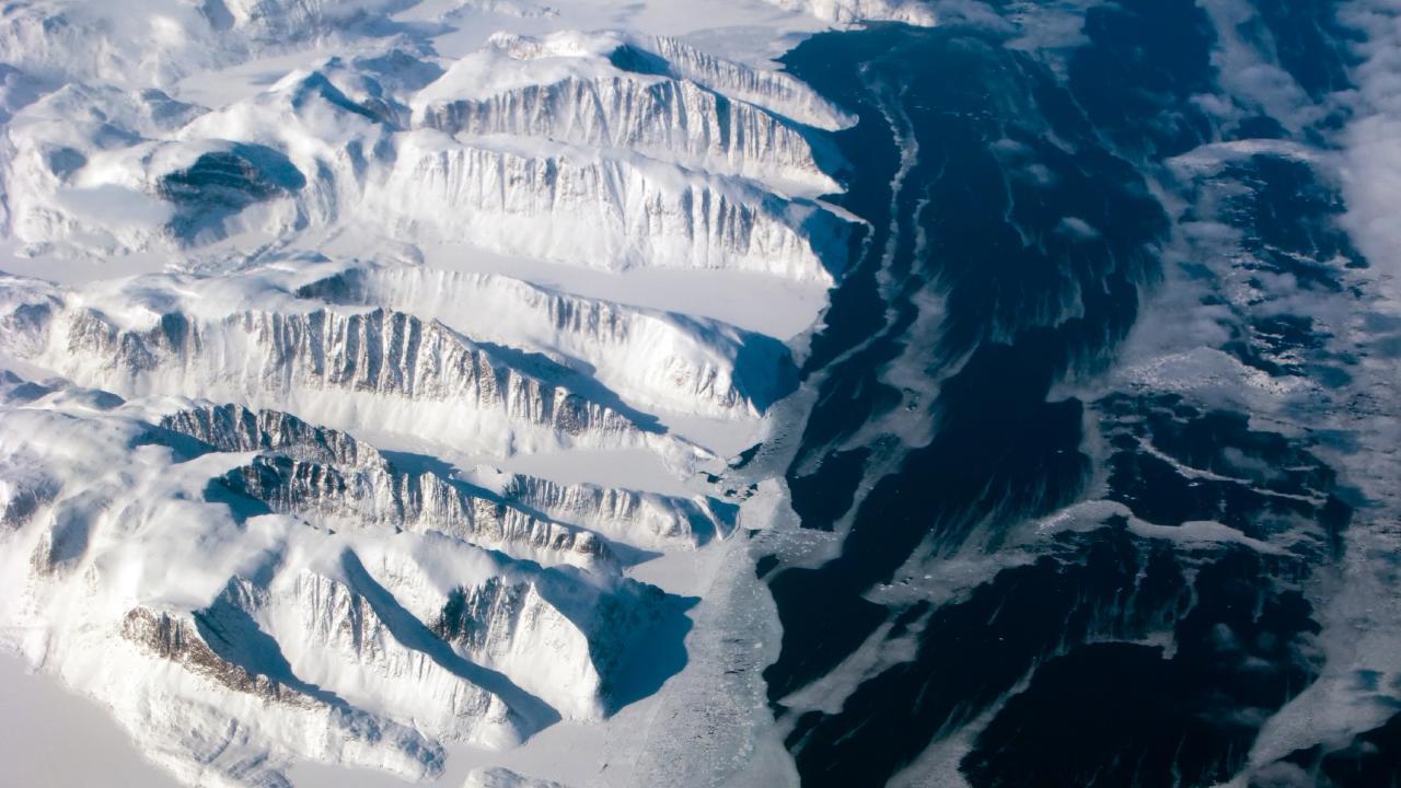 Greenland has the nearest coastline to the North Pole.