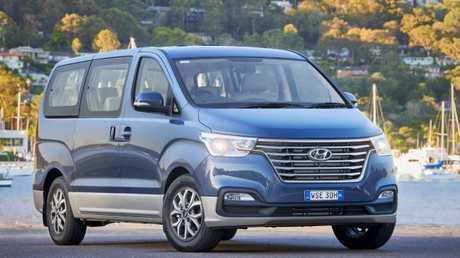 2018 Hyundai iMax.