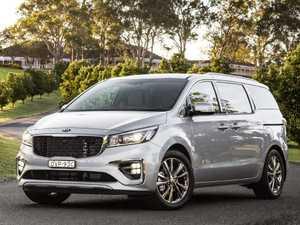 Kia's ultimate eight-seat family car tested