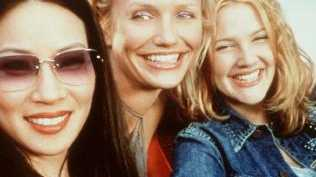 Lucy Liu, Cameron Diaz and Drew Barrymore from the noughties version.